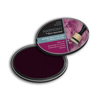 Crafter's Companion - Harmony Ink Pad - Water Reactive - Plum Jam