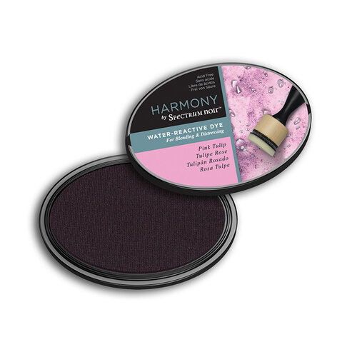 Crafter's Companion - Harmony Ink Pad - Water Reactive - Pink Tulip