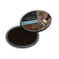 Crafter's Companion - Harmony Ink Pad - Water Reactive - Seal Brown