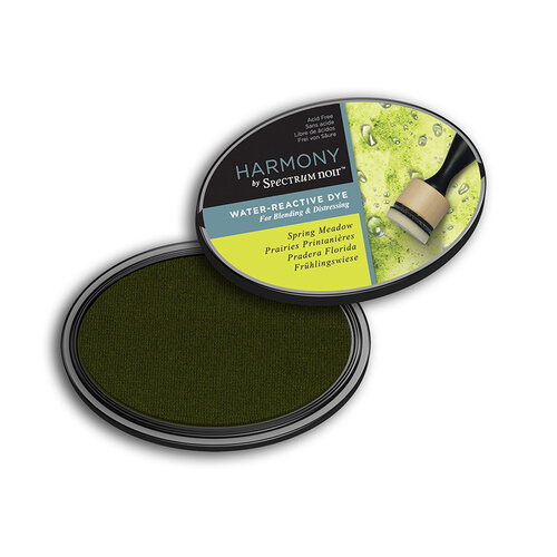 Crafter's Companion - Harmony Ink Pad - Water Reactive - Spring Meadow
