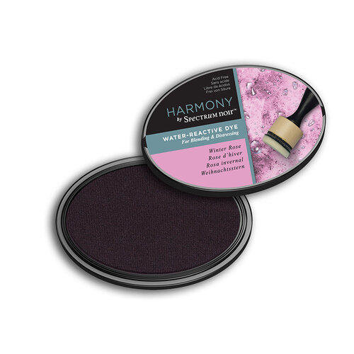 Crafter's Companion - Harmony Ink Pad - Water Reactive - Winter Rose