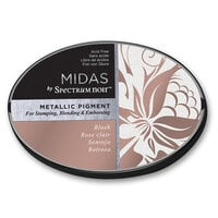 Crafter's Companion - Midas Ink Pad - Metallic - Blush