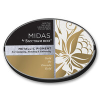 Crafter's Companion - Midas Ink Pad - Metallic - Gold