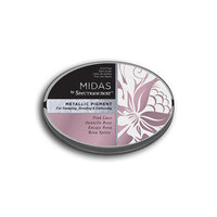 Crafter's Companion - Midas Ink Pad - Metallic - Pink Lace
