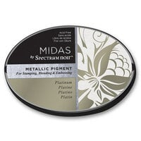 Crafter's Companion - Midas Ink Pad - Metallic - Platinum
