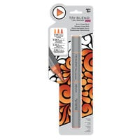 Crafter's Companion - Spectrum Noir - TriBlend Brush Marker - Burnt Orange Blend