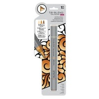 Crafter's Companion - Spectrum Noir - TriBlend Brush Marker - Gold Brown Blend