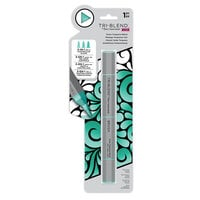 Crafter's Companion - Spectrum Noir - TriBlend Brush Marker - Green Turquoise Blend
