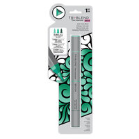 Crafter's Companion - Spectrum Noir - TriBlend Brush Marker - Jade Green Blend