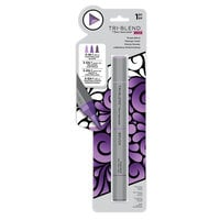 Crafter's Companion - Spectrum Noir - TriBlend Brush Marker - Purple Blend