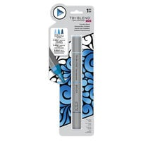 Crafter's Companion - Spectrum Noir - TriBlend Brush Marker - True Blue Blend