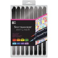 Crafter's Companion - Spectrum Noir - Artliner - Brush Point - Brights