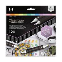 Crafter's Companion - Spectrum Noir - Classique Markers - Pastel