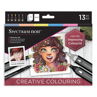 Crafter's Companion - Spectrum Noir - Discover Kit - Creative Coloring