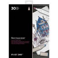 Crafter's Companion - Spectrum Noir - 9 x 12 Premium Paper Pad - Marker