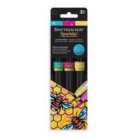 Crafter's Companion - Spectrum Noir - Sparkle Markers - Essential Brights