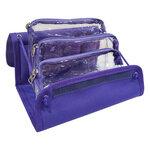 Totally Tiffany - Triangle Traveler - Purple