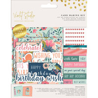 Crafter's Companion - Essentials Collection - Card Making Kit