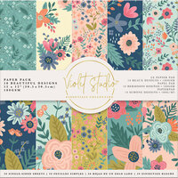 Crafter's Companion - Essentials Collection - 12 x 12 Paper Pack