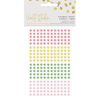 Crafter's Companion - Violet Studio Tropical Collection - Enamel Dots