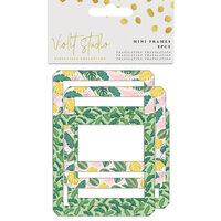 Crafter's Companion - Violet Studio Tropical Collection - Ephemera - Mini Frames