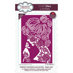 Creative Expressions - Craft Dies - Perfect Portraits - Rose Lady