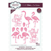 Creative Expressions - Craft Dies - Necessities - Tickled Pink