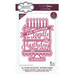 Creative Expressions - Craft Dies - All In One - Another Candle