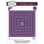 Creative Expressions - Craft Dies - Frames and Tags - Decorative Squares