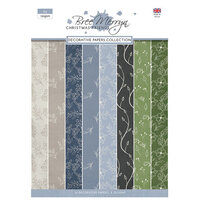 Creative Expressions - Christmas Friends Collection - Decorative Papers