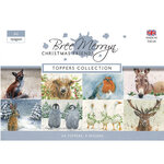 Creative Expressions - Christmas Friends Collection - A6 Toppers