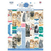 Creative Expressions - Feline Friends Collection - Die Cut Collection