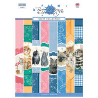 Creative Expressions - Feline Friends Collection - Insert Collection