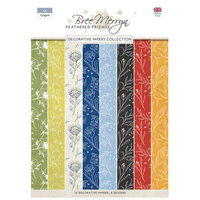 Creative Expressions - Feathered Friends Collection - Decorative Paper Pad