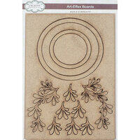 Creative Expressions - Art-Effex - Wood Embellishments - Build A Wreath