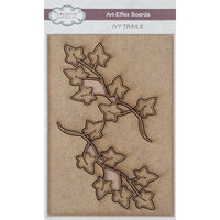 Creative Expressions - Art-Effex - Wood Embellishments - Ivy Trails