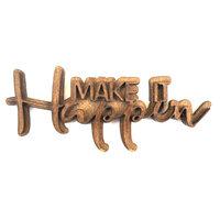 Creative Expressions - Art-Effex - Wood Embellishments - Make It Happen