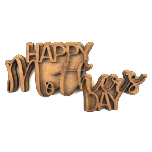Creative Expressions - Art-Effex - Wood Embellishments - Mother