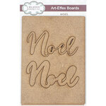 Creative Expressions - Christmas - Art-Effex - Wood Embellishments - Noel