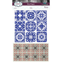 Creative Expressions - Rice Paper Pack - Tiles