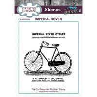 Creative Expressions - Cling Rubber Stamp - Imperial Rover