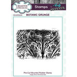 Creative Expressions - Cling Rubber Stamps - Botanic Grunge