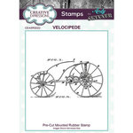 Creative Expressions - Cling Rubber Stamps - Velocipede