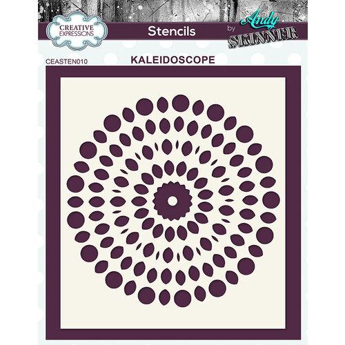 Creative Expressions - Stencil - Kaleidoscope