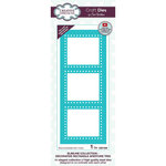 Creative Expressions - Craft Dies - Slimline - Decorative Rectangle Aperture Trio