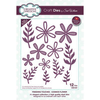 Creative Expressions - Finishing Touches Collection - Dies - Cosmos Flower