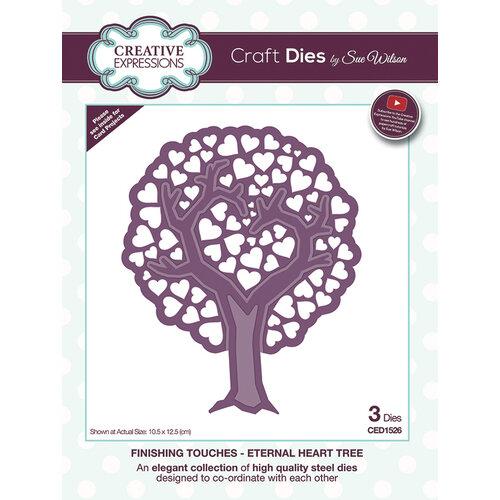 Creative Expressions - Craft Dies - Eternal Heart Tree