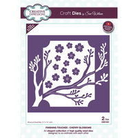 Creative Expressions - Finishing Touches Collection - Craft Die - Cherry Blossoms