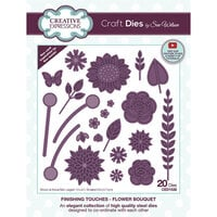 Creative Expressions - Craft Dies - Finishing Touches - Flower Bouquet