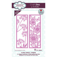 Creative Expressions - Craft Dies - Floral Panels - Camellia